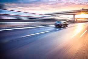 Flottenversicherung - Autobahnfahrt
