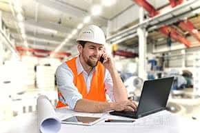 Betriebsunterbrechungsversicherung - Ingenieur vergleicht Angebote