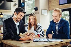 Berufshaftpflichtversicherung - Beratungsgespräch