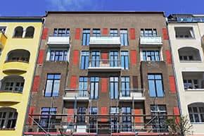 Baufinanzierung - Haus wird renoviert