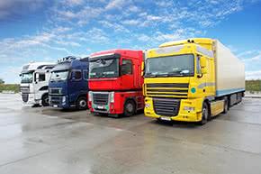 Betriebshaftpflichtversicherung Transportunternehmen – LKW Fuhrpark